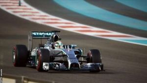Abu Dhabi Grand Prix: Practice Two Results