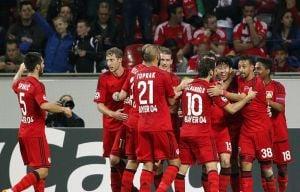 Bayer Leverkusen 3-1 Benfica: Schmidt's side dominate as they breeze past Benfica