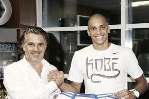 Ex-Botafogo, Dória assina com o Olympique de Marseille