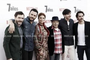 '7 años' entra en las candidaturas para los Premios Goya