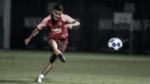 """Coutinho comemora estreia pelo Barcelona na Champions: """"Será uma noite especial"""""""