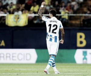 Willian José marca e Real Sociedad vence Villarreal de virada no El Madrigal
