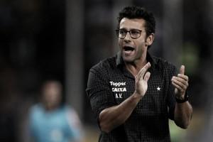"""Valentim elogia atuação do Botafogo com 10: """"Resultado não foi o que a gente merecia"""""""