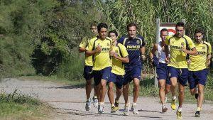 Esta tarde vuelta a los entrenamientos tras la victoria contra el Granada