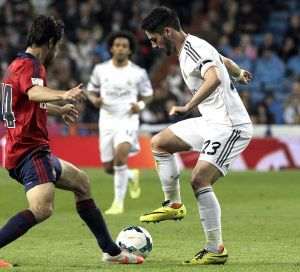 Real Madrid - Osasuna: puntuaciones de Osasuna, jornada 35