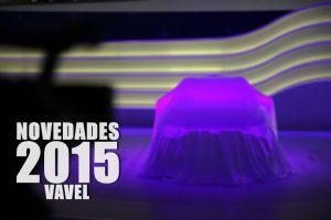 Novedades 2015: los coches que se presentan este año