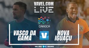 Resultado do jogo Vasco x Nova Iguaçu na Taça Guanabara 2018 (4-2)