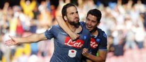 نابولي يهزم روما ويصعد إلى المركز الثالث