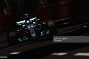 2017 Azerbaijan GP: Bottas returns Mercedes to the top in FP3