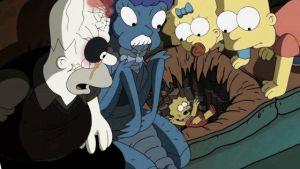Guillermo del Toro prepara cabecera para Los Simpson