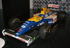 Williams F1 Team - 1987-1997 : la gloire