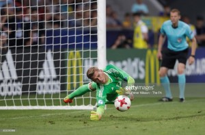 England U21 (3) 2-2 (4) Germany U21 (AET): Young Lions suffer familiar penalty heartache