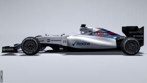Williams unveil new car: The FW37