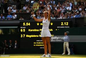 Wimbledon 2017: Magdalena Rybarikova produces brilliant display to stun Karolina Pliskova