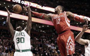 Houston gana en Boston gracias a un enorme Howard
