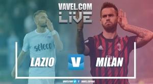 Lazio - Milan in diretta, LIVE semifinale Coppa Italia 2017/18: Rossoneri in finale!