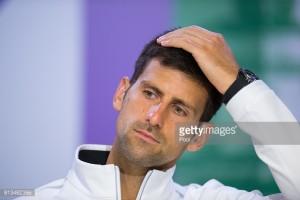 Novak Djokovic set to miss US Open due to elbow problem
