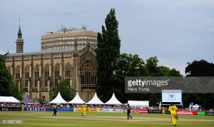 Howell's four-for helps Gloucestershire sink Spitfires at Cheltenham