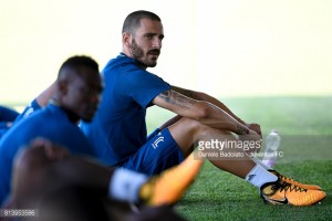 Leonardo Bonucci completes AC Milan switch