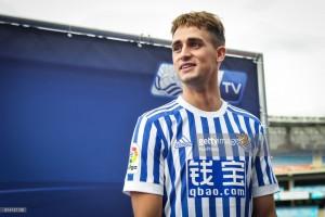 """Adnan Januzaj sends warning to Manchester United that he will prove them """"wrong"""" after Real Sociedad switch"""
