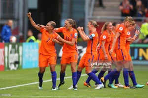 Euro 2017 - Netherlands 1-0 Norway: Dutch dominate at home in Euro opener