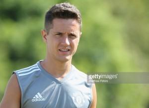 Ander Herrera praises Romelu Lukaku's impact on team