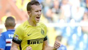 L'Inter riacciuffa la Sampdoria, 1-1 a Marassi