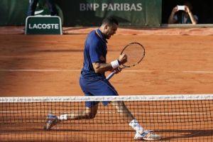 Roland Garros : Tsonga, insolent de maîtrise