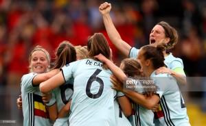 Euro 2017: Norway 0-2 Belgium - Belgium claim big scalp in first major tourament