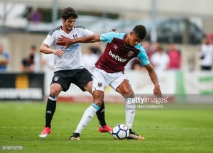 Ashley Fletcher delighted after registering a goal and assist against Fulham