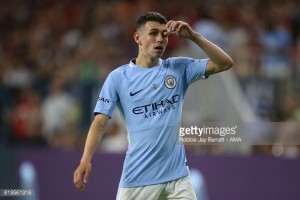 """Phil Foden admits Manchester City debut in United defeat was a """"dream come true"""""""