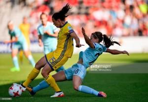 Arsenal's Jessica Samuelsson set for surgery