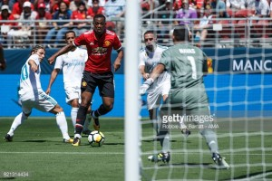 Jesse Lingard backs Anthony Martial to get better after impressive Madrid performance
