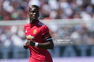 Pogba: I want to be a leader at Man United