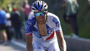 Giro d'Italia - Un Pinot sgasato