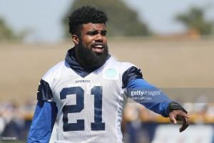 Jerry Jones expects Ezekiel Elliott to be ready for 2017 season