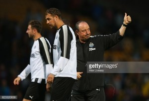 Rafael Benitez gives suggestion as to why player deals could be delayed