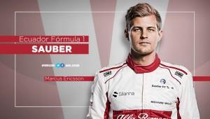 Ecuador Mundial F1: Marcus Ericsson, a la sombra de la promesa