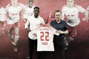 Promessa do futebol francês, lateral-direito Nordi Mukiele acerta transferência ao RB Leizpig