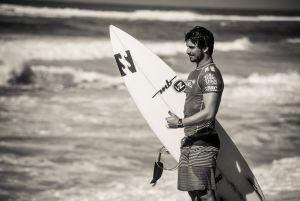 Muere asesinado el surfista Ricardo dos Santos