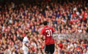 "José Mourinho hails ""genius"" Nemanja Matić after Manchester United debut in Sampdoria victory"