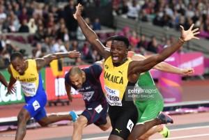 Omar McLeod rekindles Jamaican spirit with 110m hurdles gold