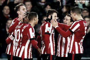 Goleada del PSV para cerrar el año