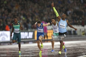 Wayde van Niekerk and Isaac Makwala final showdown is on after a dramatic evening of 200m running