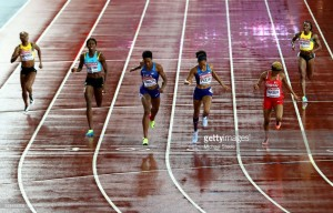 London 2017: Phyllis Francis takes dramatic Women's 400m Gold