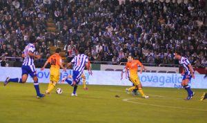 Deportivo de la Coruña - FC Barcelona, sinónimo de gol