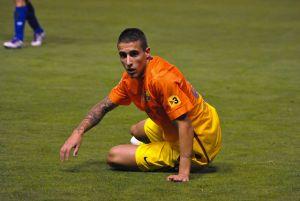 Cristian Tello piensa en su regreso al Camp Nou