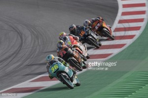 Moto3: Successive Red Bull Ring win for Mir