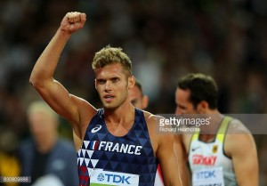 London 2017: Lasitskene, Mayer and Pearson among gold medal winners on penultimate evening