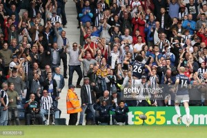 West Bromwich Albion 1-0 AFC Bournemouth: Hegazi header spoils opening day for Cherries